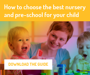 How to choose the best nursery and pre-school for your child